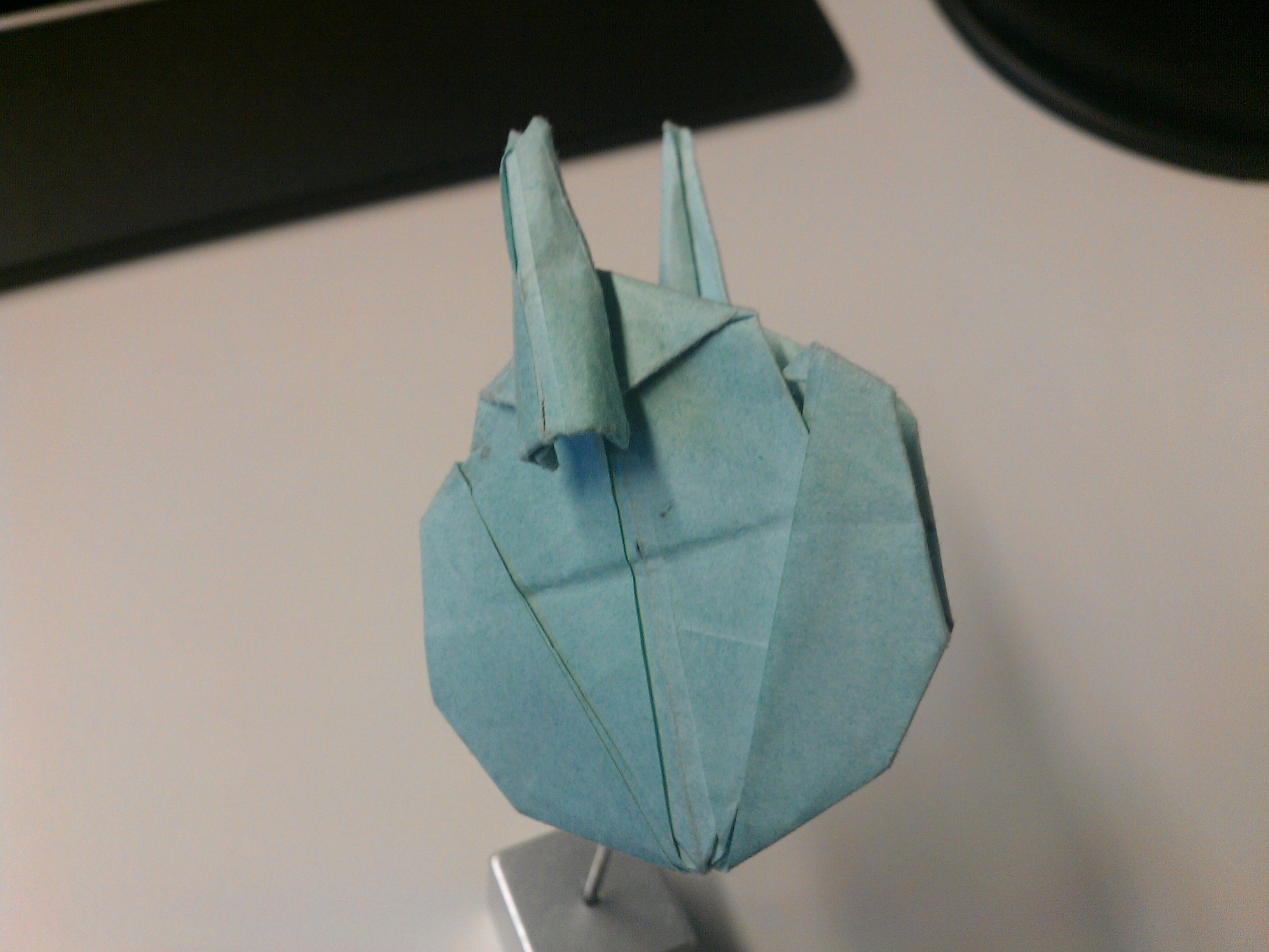 Kelvin startrek origami the jeuxipadfo Image collections